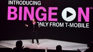 T-Mobile CEO John Legere beim Un-carrier X