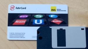 Die VBB-Fahrcard kann Bewegungspunkte speichern, obwohl dies laut VBB technisch unmöglich sein soll.