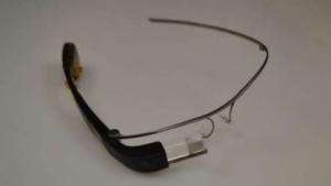 Die neue Google Glass GG1