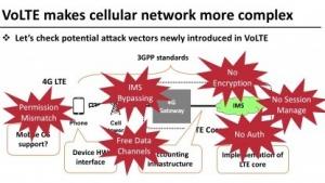 Sicherheitsforscher haben zahlreiche Lücken in verschiedenen Voice-over-LTE-Implementationen gefunden.
