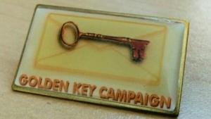 Die EFF kann ihre Kampagne für einen Goldenen Schlüssel aus dem Jahr 1996 wieder reaktivieren.