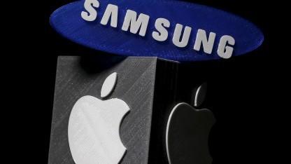 Im Smartphone-Markt verringert sich der Abstand zwischen Samsung und Apple.