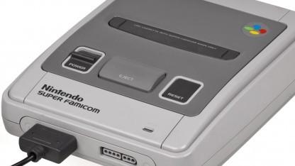 Super Famicom von Nintendo