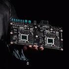 Nvidia Drive PX 2: 8-Teraflops-Hardwaremodul für autonome Autos