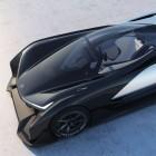 FF Zero 01: Faraday Future stellt Elektrosupersportwagen vor