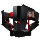 In Win H-Tower: Motorisiertes Computergehäuse für 2.400 Euro