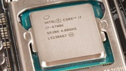Symbolbild eines Core i7-6700K
