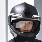 Motorrad: BMW integriert Head-up-Display in den Helm