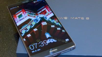 Das neue Huawei Mate 8