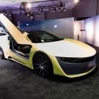 Rinspeed Etos angesehen: Der Konzeptwagen mit dem einfahrbaren Lenkrad
