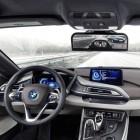 BMW i8 Mirrorless: BMW schafft den Rückspiegel ab