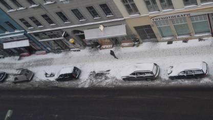 Autos sollen im Vorbeifahren freie Parkplätze erkennen und melden.
