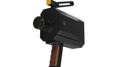Kodaks neue Super-8-Kamera: Ursprüngliche Kameraproduktion 1982 eingestellt