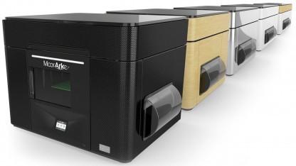 3D-Drucker Arke: Papier von der Rolle