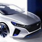 Hybrid-Modell Ioniq: Hyundai fährt elektrisch