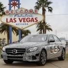 Autonomes Fahren: Daimler testet Autobahnpilot mit Serienmodell in Nevada
