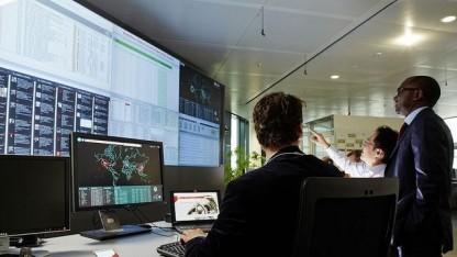 Vodafone Global Security Operation Center, Düsseldorf