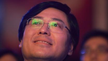 Lenovo-Chef Yang Yuanqing kritisiert Microsofts Update-Politik.