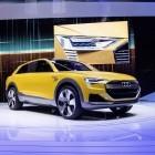 H-Tron Quattro Concept: Audi stellt SUV mit Brennstoffzellenantrieb vor