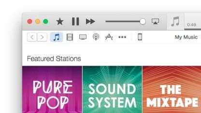Apples werbefinanziertes iTunes Radio wird zu Ende Januar 2016 eingestellt.