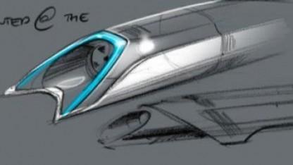 Hyperloop: wahrscheinlich zuerst Gütertransport