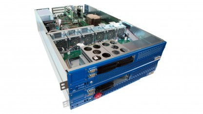 Server-Prototyp mit ARM-Kernen