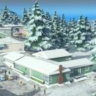Snowfall: Wintereinbruch für Cities Skylines vorausgesagt