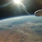 World View: Mit dem Ballon bis über die Atmosphäre