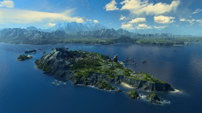 Anno 2205 Wildwater Bay
