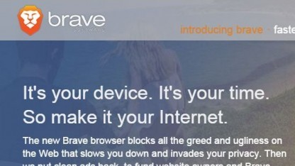 Brave-Browser geht an den Start.