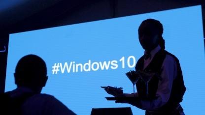 Aktuelles Insider-Build von Windows 10 mit nur einer Neuerung.