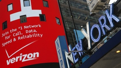 Verizon in New York