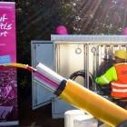 Telekom: Ein Kilometer Glasfaser kostet bis zu 70.000 Euro
