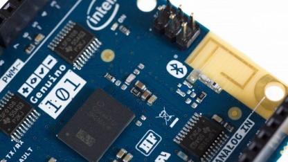 Arduino 101 mit dem Curie-Modul