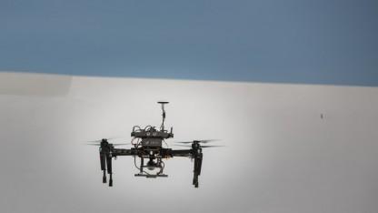Drohnenhersteller DJI kooperiert mit Lufthansa