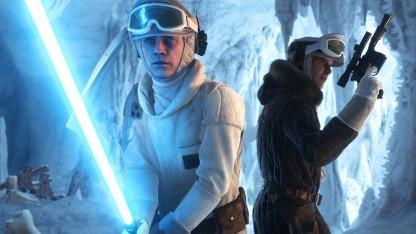 Artwork von Star Wars Battlefront