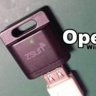 Zsun: OpenWRT auf einem kleinen WLAN-SD-Kartenleser