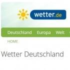 Streit um Wetter-Apps: Wetter.de verliert Klage vor dem BGH