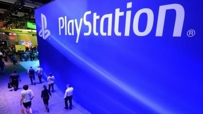 Playstation auf der Spielemesse E3