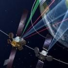 Space Data Highway: Satelliten-Relaisstation erfolgreich ausgesetzt