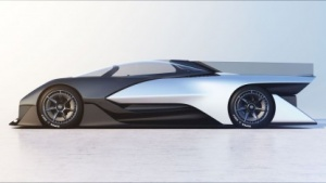 Faraday Future FF Zero 01
