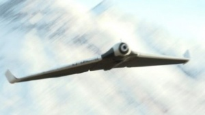 Parrot Disco: Höchstgeschwindigkeit von 80 km/h