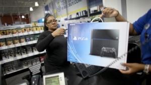 PS4-Käufer in den USA