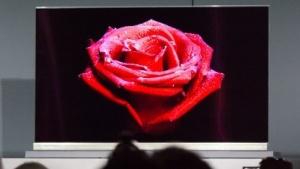 LGs neuer OLED-TV G6 ist Teil der neuen Signature-Serie.