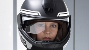 BMW will ein Head-up-Display in den Motorradhelm einbauen.