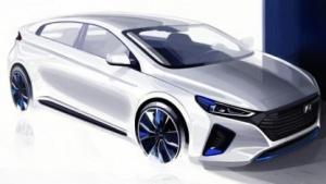 Der Ioniq soll für den Beginn des Wandels in Hyundais Modellstrategie stehen.