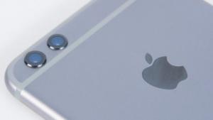 iPhone 6S Plus mit zwei Kameras (Bildmontage)