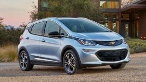 Chevrolet Bolt EV: Pionier der Elektromobilität, General Motors