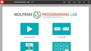Das Wolfram Programming Lab soll einen leichten Einstieg in die Sprache bieten.