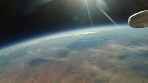 World View Testflug im Oktober 2015: Bauarbeiten beginnen in Kürze